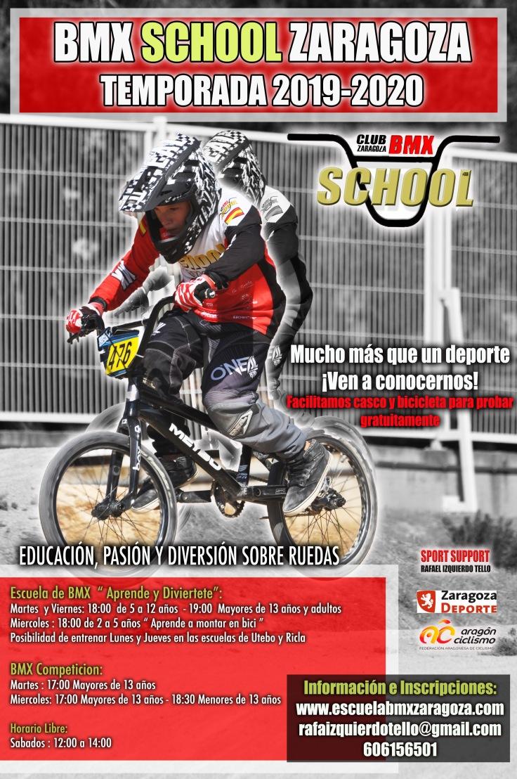 BMX SCHOOL 2020